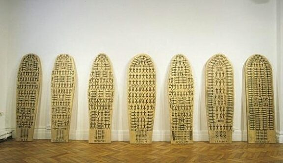 MaríaMagdalena Campos-Pons, The Seven Powers by the Sea (1992-99)