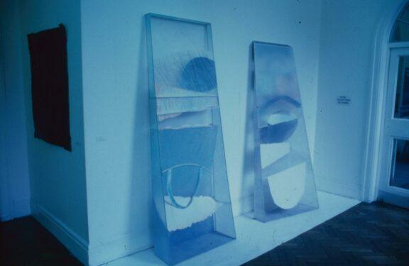 Paper Trails exhibition: Joanna Mowbray