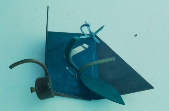Bluecoat Summer Sculpture exhibition: Shangri-La by Brian Ord