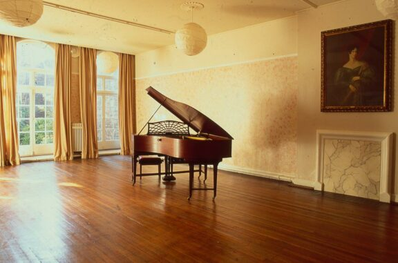 The Sandon Music Room