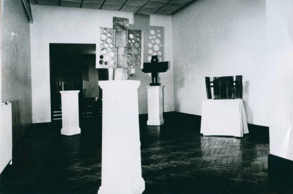 Ovidu Maitec exhibition