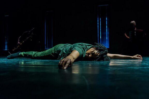 Elaine Mitchener, SWEET TOOTH performance at Bluecoat