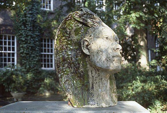 Xmas Mix, Diane Gorvin garden sculpture