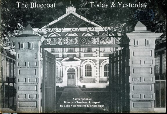 The Bluecoat: Today and Yesterday