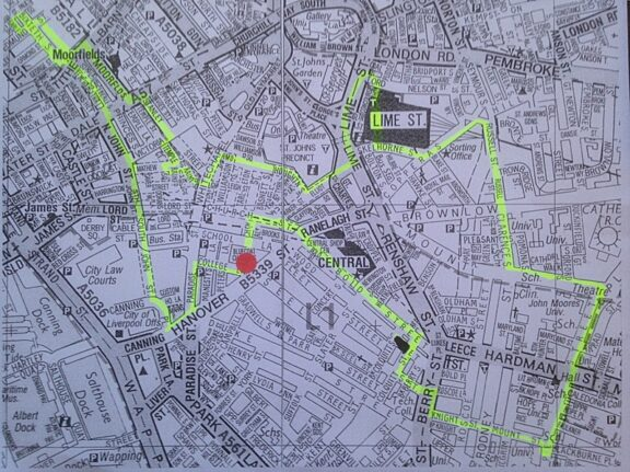 Captain Beefheart Weekend: psychedelic Liverpool walk route