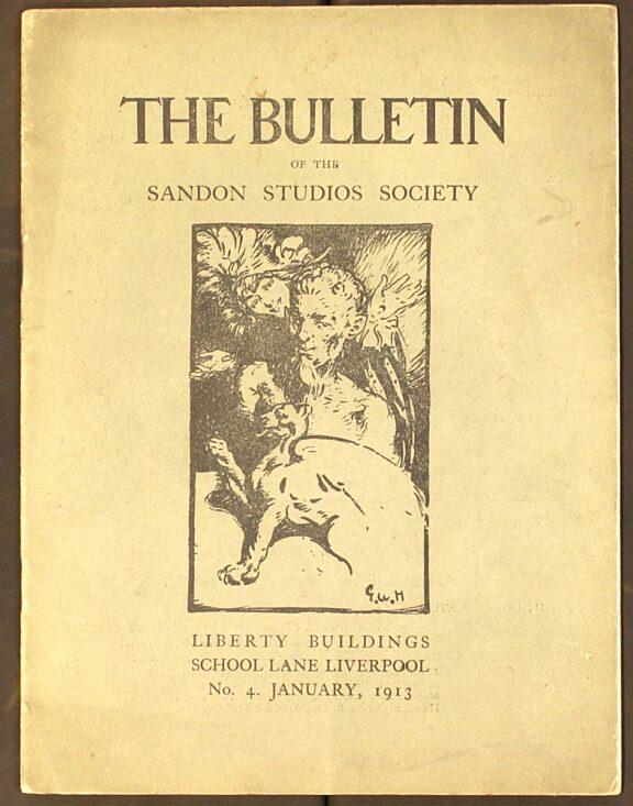 Sandon Bulletin No 4, January 1913