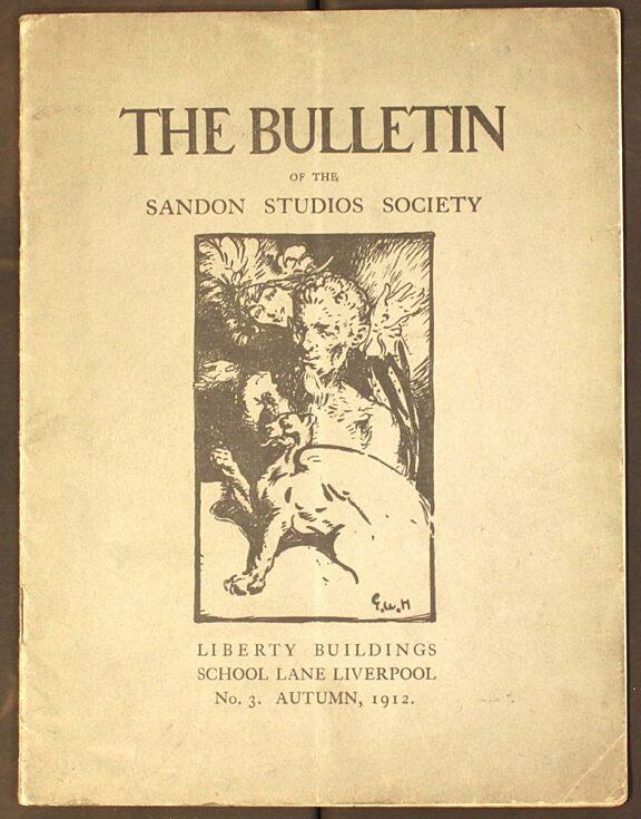 Sandon Bulletin No 3, Autumn 1912