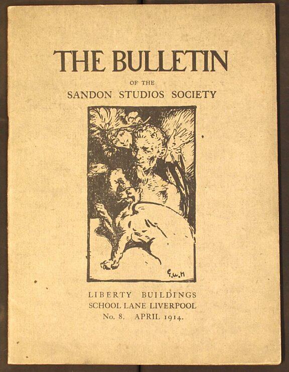 Sandon Bulletin No 8, April 1914