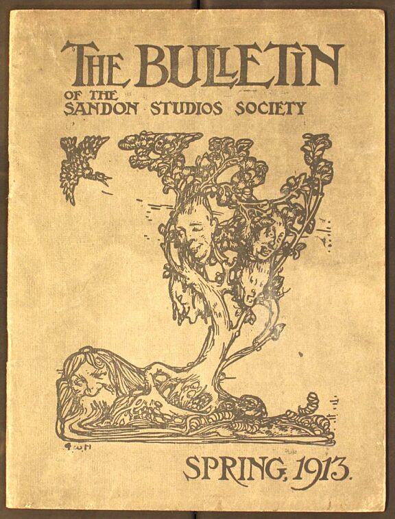 Sandon Bulletin No 5, Spring 1913