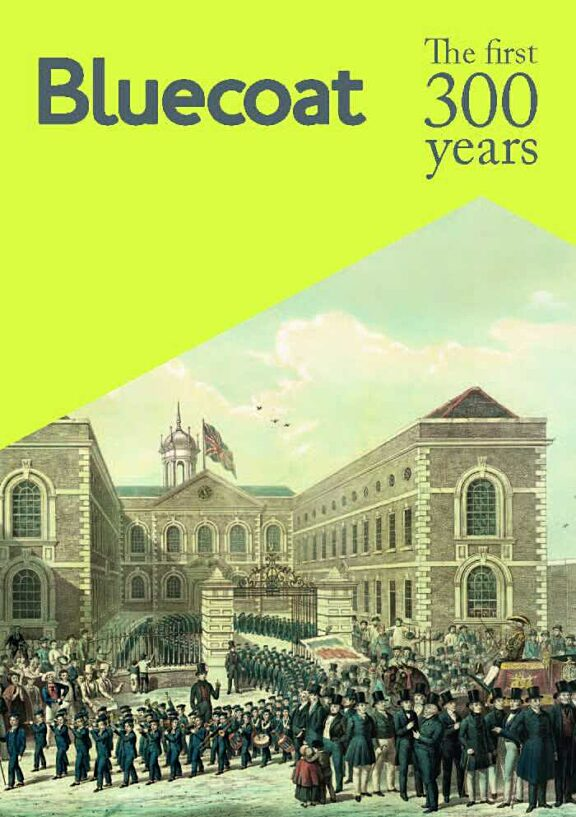 Bluecoat: The first 300 years publication