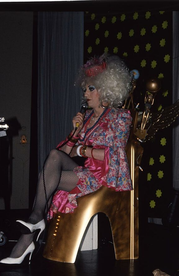 Lily Savage at the Liverpool Comedy Festival