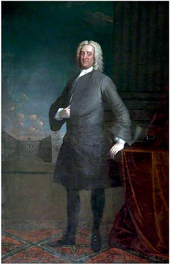 Portrait of Bryan Blundell