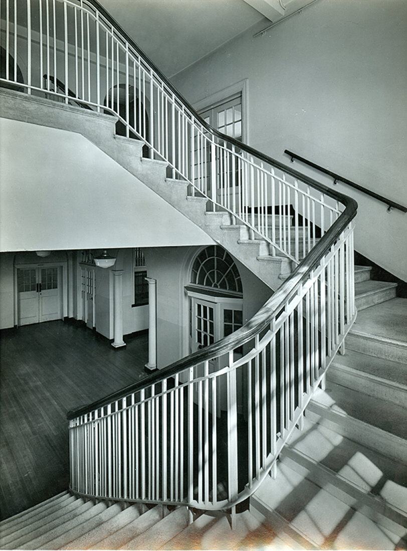 Stairs to Bluecoat's Concert Hall