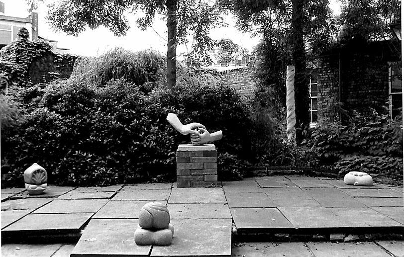 Sculpture in a Garden exhibition